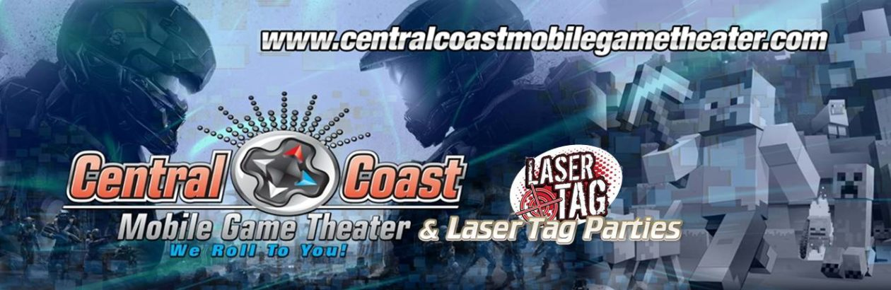 Central Coast Mobile Game Theater – Video Game Truck Parties in Grover Beach, San Luis Obispo, Santa Maria California
