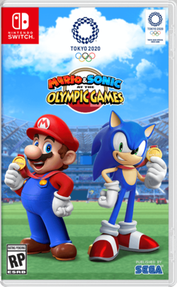 Mario & Sonic Olympic Games